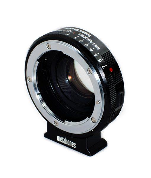 Metabones Nikon F