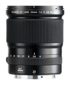 objektyvas fuji gf 23mm f4
