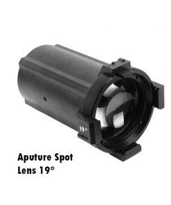 aputure spotlight 19 lens